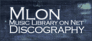 Mlon Music Library on Net Discography